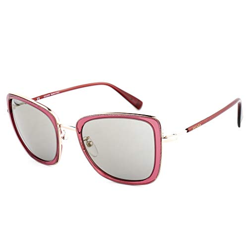 Escada SES909-96DX Damen-Brille, Pink, 53/22/140