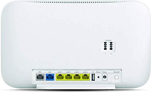 Deutsche Telekom Speedport Smart 3 (R) | Basis für WLAN-Mesh, Magenta SmartHome integriert, schnelles WLAN mit bis zu 2500 Mbit/s und verbesserter Reichweite, 40823377