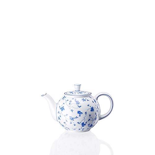 Arzberg Form 1382 Blaublüten Teekanne 2 P.