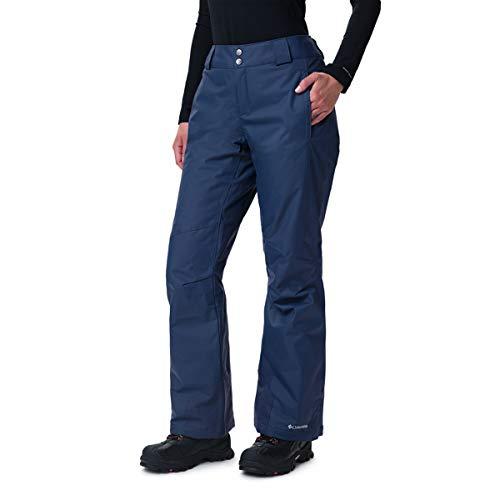 Columbia Pantalón de esquí para Mujer, Bugaboo Oh, Azul, XS