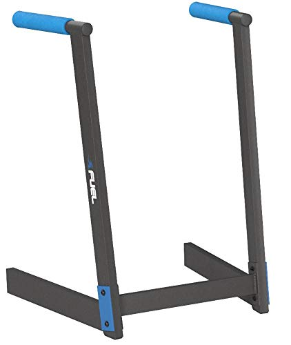 Product Image 2: Fuel Pureformance Bodyweight Training Dip Station Black/Blue