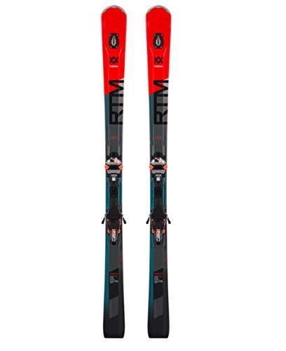 Völkl RTM 86 Allmountain Piste Carver Rocker Alpin Skiset 172 cm UVP 899€ NEU