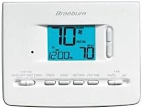 Braeburn 2220 Universal At the price 7 Popular shop is the lowest price challenge 5-2 Day Non-Programmable 2C or 2H
