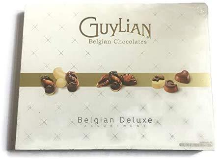 Guylian 54 cioccolatini belgi Deluxe Assortimento 584 g