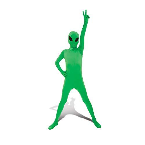 Morphsuits - Tuta completa per travestimento da Alieno, Bambini, M