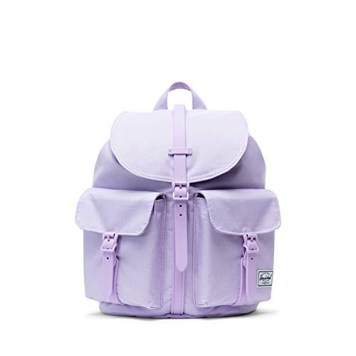 Herschel Dawson Backpack, Lavender Crosshatch, Small 13L