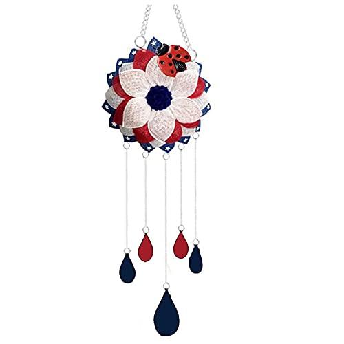 lefeindgdi Adorno para colgar girasol, ventana de cristal de girasol, decoración de panel con cadena para decoración de jardín en el hogar