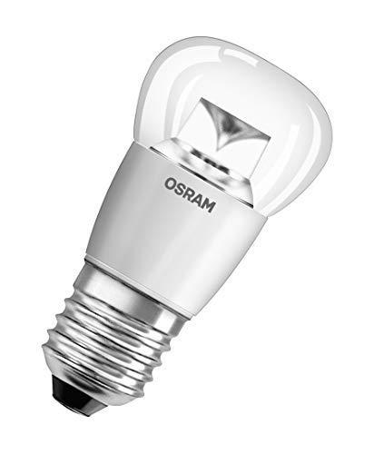 OSRAM LED STAR Ampoule LED, Forme sphérique: E27, 3,3W Equivalent 25W, 220-240V, dépolie, Blanc Chaud 2700K, Lot de 1 pièce