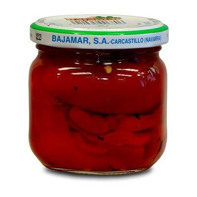 Bajamar - Pimiento Morrón Entero F 212 ml