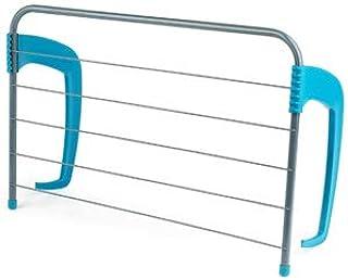 Tendedero acoplable a radiador Beldray® LA027535TQEU de 5 barras para toallas de mano o ropa, con capacidad para 5 kg
