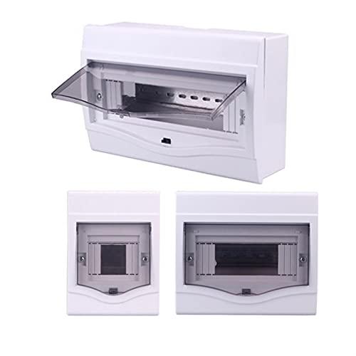 Plástico PLC Caja de Control Industrial, Distribución eléctrica cuadro de iluminación caja...
