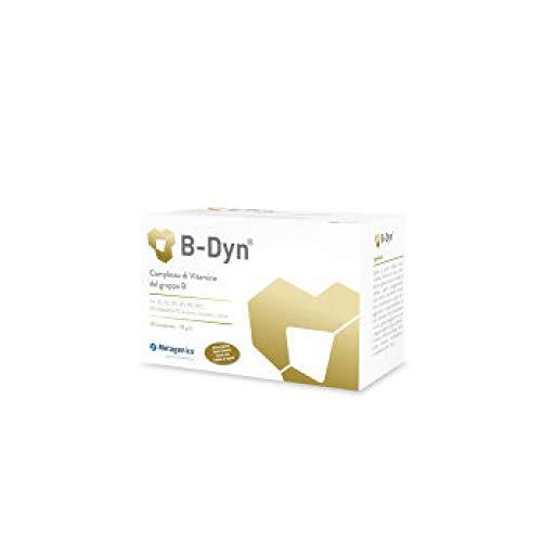 Metagenics Integratore Alimentare B-Dyn Complesso del Gruppo B, Biotina, Inositolo, Colina, 90 Compresse
