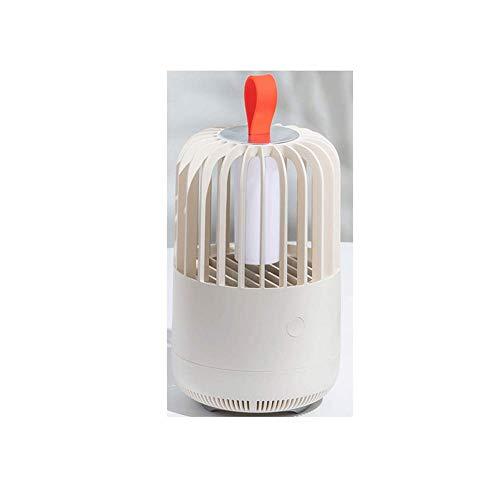 NAFE Moskitolampe innen, USB wiederaufladbar, Fotokatalysator Mückenschutzlampe, LED-Mückenschutzlampe Saugart, für Outdoor & Indoor, Babyzimmer, Restaurant, Geschenk
