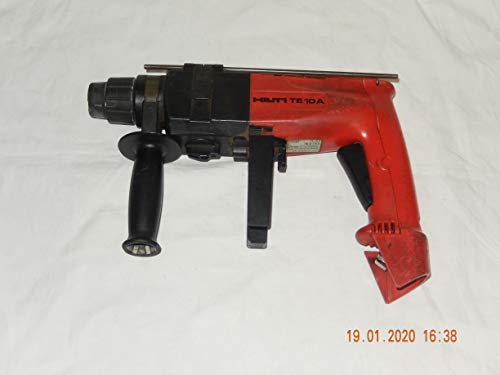 HILTI TE 10 A BODY Akkubohrmaschine/Hammer mit Antivibrationshandgriff (ohne Akku und Zubehör), von PRIVAT, geprüft, ist FUNKTIONSFÄHIG