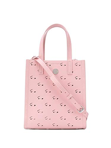 Luxury Fashion | Kenzo Dames FA52SA702L2134 Roze Leer Handtassen | Lente-zomer 20