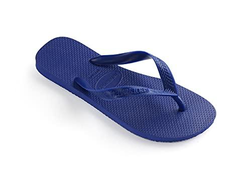 Havaianas Unisex-Erwachsene Top Zehentrenner, Blau (Marine Blue), 45/46 EU