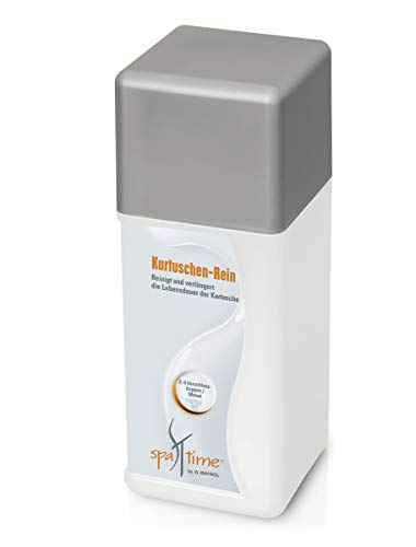 Bayrol SpaTime Kartuschen Rein 800g 2296674 zur Reinigung von Filterkartuschen