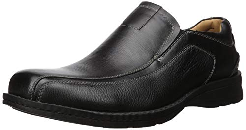 Dockers Men's Agent Slip-On,Black,12 M US