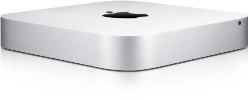 Apple Mac Mini Desktop, Intel i7 Quad-core, 2.3GHz, 8GB RAM, 1TB Hard Drive MD388LL/A (Renewed)