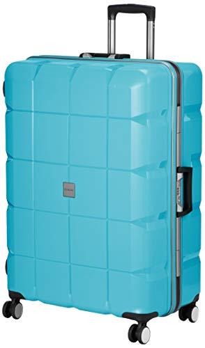 [リミニ] スーツケース ナクシオンFR 90L 6.1kg ターコイズ