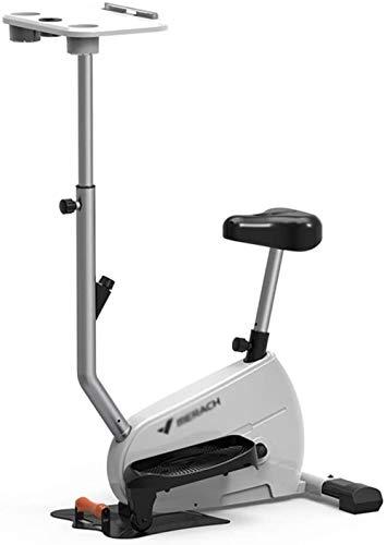 Home Stepper Magnetische controle Fitnessapparatuur Gewichtsverlies Elliptische loopband Compact en stil draagvermogen 120 kg Grijs (kleur: GRIJS Maat: 53 * 90 * 125 CM)(Upgrade)