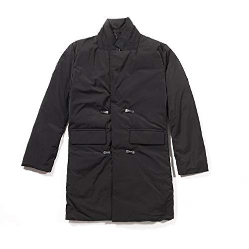 Winter donsjack, heren halflange dikke warme en kouddichte jas herenkraag donsjack stijlnaam Medium Kleur