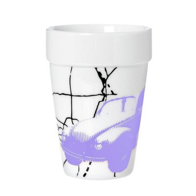 QDO Termica Cup-Car-Purple (2645C)