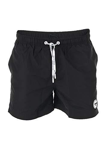 Joop! Heren zwemshort South Beach - zwembroek, jeans logo, effen