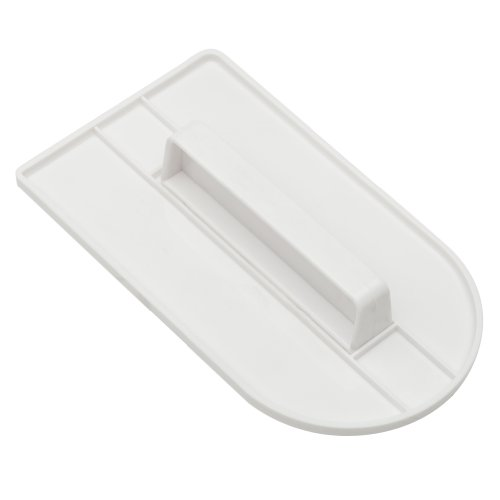 Ateco 1301 Fondant and Icing Smoother,White,medium
