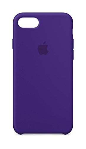 Capa Case Compatível Apple iPhone 6 e 6s (4.7 Pol.) Silicone (Aveludado) (Microfibra) Box Lacrada (Ultra Violet)