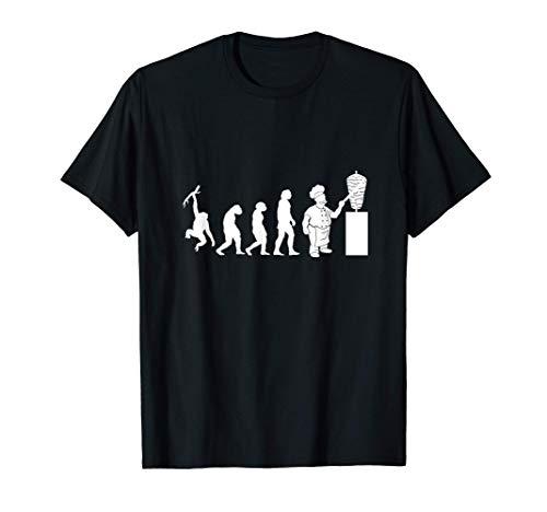 Doner Kebab Évolution Rôtisserie Pita Pain Plat Cadeau T-Shirt