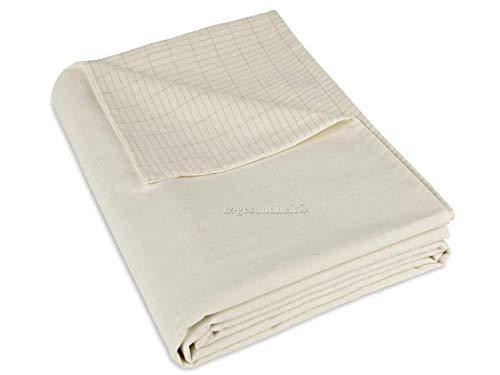 tz-gesundheit Erdungs-Bettdecken-Bezug (135 x 200)