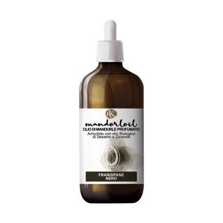 ALKEMILLA - Huile d'amande douce parfumée - Frangipanier noir - Bio - Nichel Tested - 250 ml
