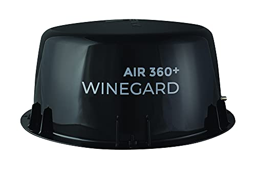Winegard Air 360+ V2.s Amplified Omnidirectional HDTV and FM Radio RV...