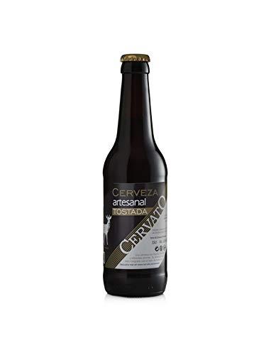 Cerveza Artesanal Tostada CervatO (Caja de 12 Unidades)