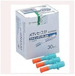 【5箱セット】 テルモ メディセーフ針 30本×5箱