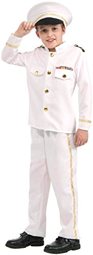 Forum Novelties Navy Admiral Costume, Large