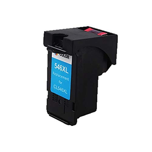 CARTUCCIA CANON CL-546XL COLORE COMPATIBILE PER CANON MG2450 MG2550 iP2850 MG2950 8288B001 CAPACITA' 13ML