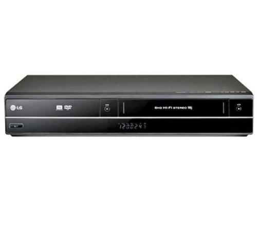 LG RC-388 DVD-Rekorder und Video-Rekorder schwarz