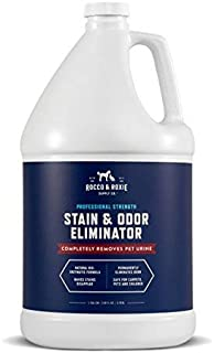 Rocco & Roxie Professional Strength Stain & Odor Eliminator - Enzyme-Powered Pet Odor & Stain Remover for Dog and Cats Urine