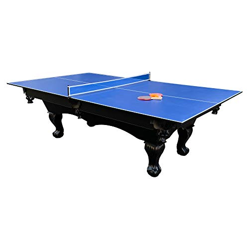 For Sale! Rack Virgo Table Tennis Conversion Top for Billiard/Pool Table