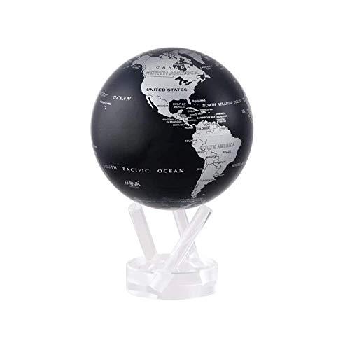 電源不要 ゆっくり回る不思議なエコ地球儀 MOVAグローブ 11.4cm