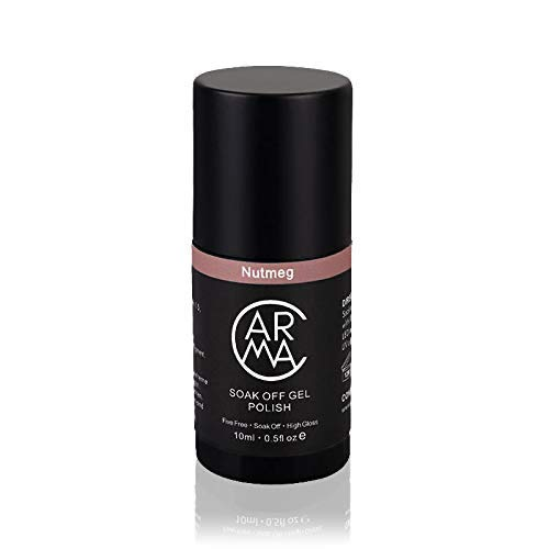 CARMA Soak Off Gel Polish #006 NUTMEG