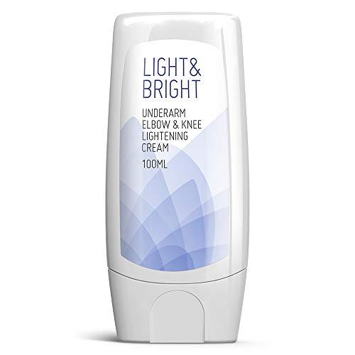 LIGHT & BRIGHT CRÈME DE LUMIÈRE LOW & BRIGHT UNDERARM ELBOW & KNEE - BLING BLEILLAGE