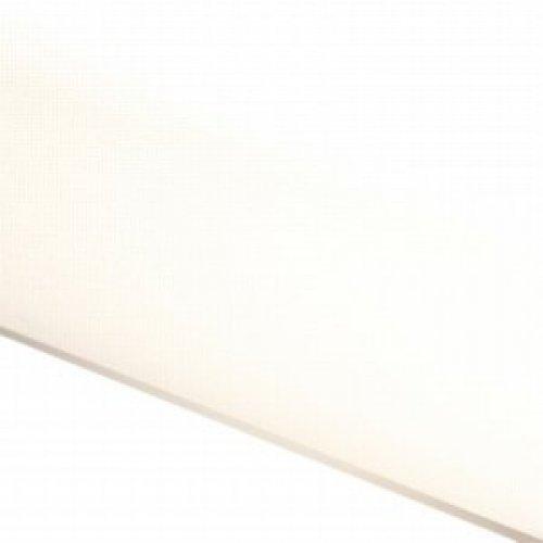 Plakfolie Ritrama melkglas per zilver, 122cm x 50m