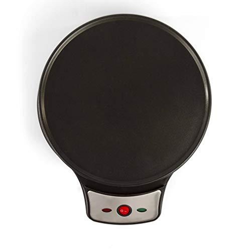 LIVOO DOC143 Mini Kitchen Crêpière 2 en 1 Noir