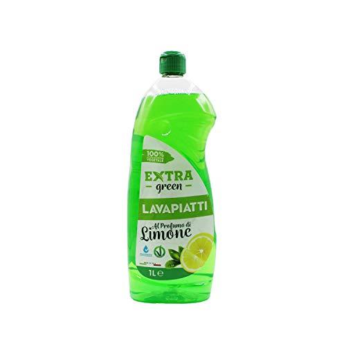 Detergente Vegetale Liquido Per Lavare I Piatti Lavapiatti Al Profumo Di...