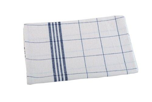 Semy Geschirrtuch, 50x70 cm, blau, 1er Pack (1 x 10 Stück)