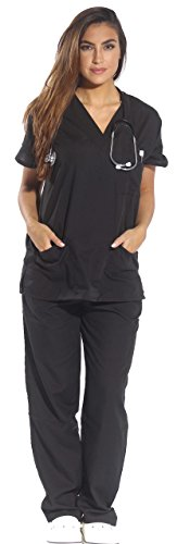 Just Love Women's Scrub Sets Six Pocket Scrubs Review