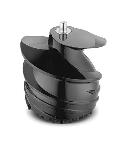 Usha CPJ 382S NutriPress Cold Press Juicer with Full Mouth Feeding Tube, 200 Watt (Black & White)